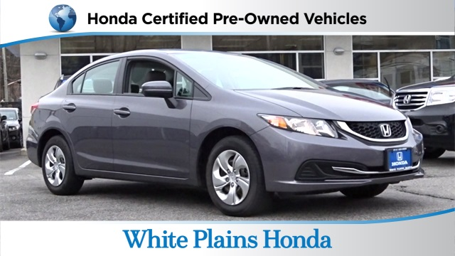 Certified pre owned 2015 honda civic ex l 4d sedan in for Certified used honda civic